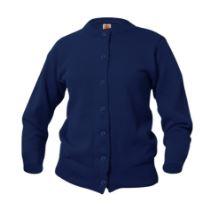 unisex-navy-crew-neck-cardigan-sweaterjpg