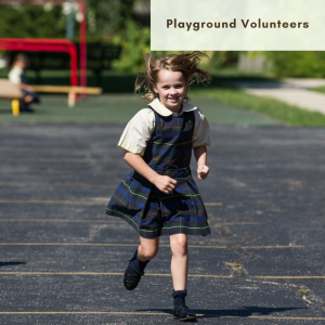 Playground Volunteers